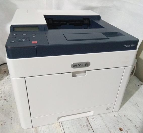 Impressora Xerox Phaser 6510 Travada