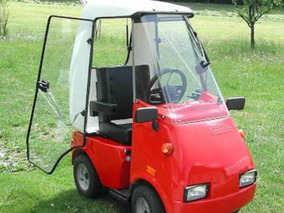 Vehículo Eléctrico Para Adulto Mayor O Discapacitados