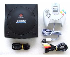 Dreamcast Série Limitada Sega Sport + Controle + Cabos! Raro