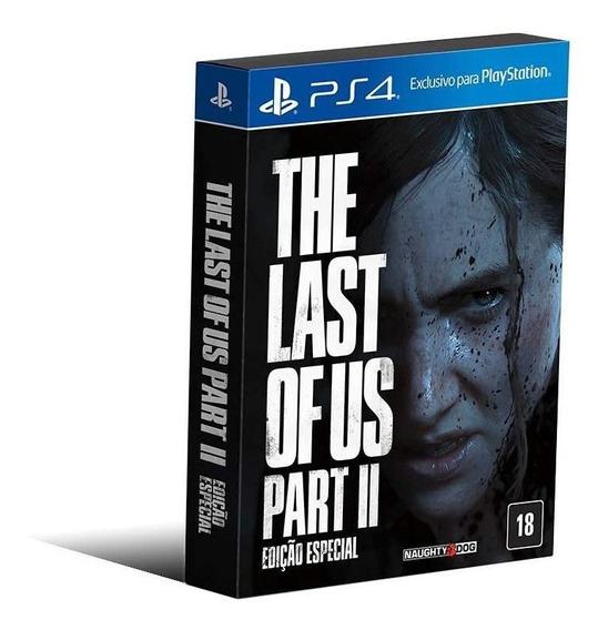 The Last Of Us: Part Il - Edição Especial - Ps4