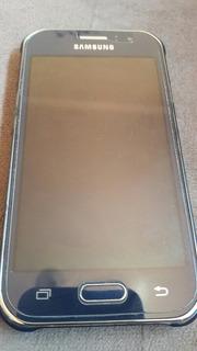 Celular Samsung Sm J110m Com Tela Quebrada Tem Que Trocar