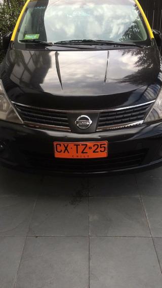 Derecho De Taxi Básico Con Auto Para Reparar. Ofrezcame