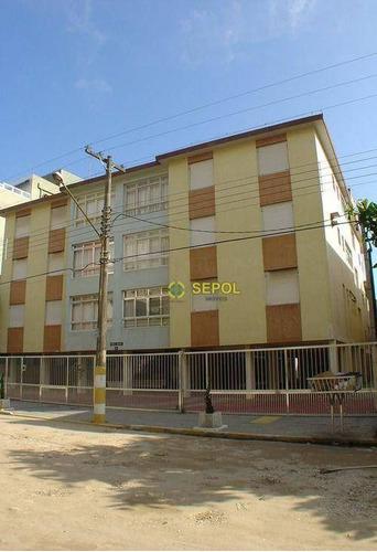 Cobertura Com 4 Dormitórios À Venda, 150 M² Por R$ 420.000,00 - Enseada - Guarujá/sp - Co0007