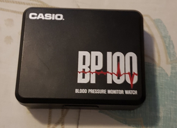 Estuche De Reloj Casio Bp-100
