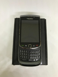 Smartphone Blackberry Torch 9800 5mp Wifi Gps 3g - Usado