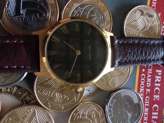 Relógio Technos A Corda ( Parado) Leia A Descrição