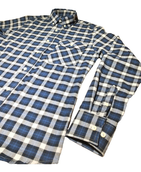 Camisa Para Caballero De Franela Importada Polo Yorkshire