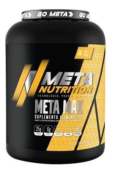 Proteina Meta Nutrition Meta Max 4 Libras Proteina Aislada