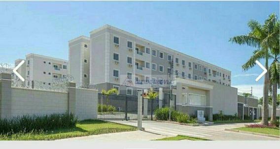 Apartamento Com 1 Dormitório À Venda, 41 M² Por R$ 125.000 - Carumbé - Cuiabá/mt - Ap1253