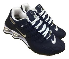 Tênis Nike Shox Nz Original Masculino 4 Molas