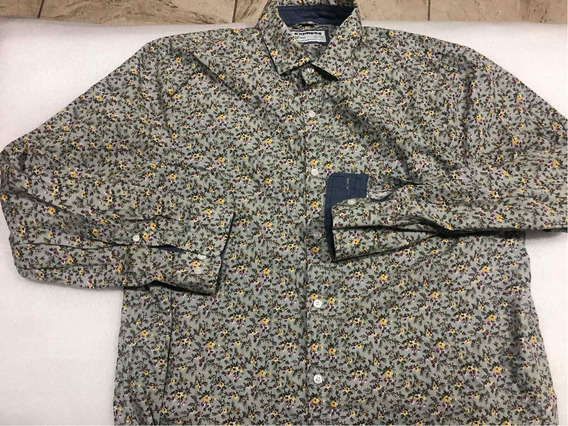 Camisa Floreada Expres