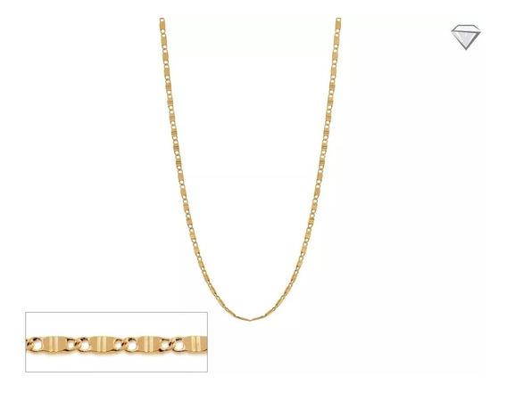 Cordão Folheado A Ouro Rommanel- Tam.50 531650