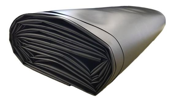 Lona Geomembrana De Pead 0,8mm Tanque Peixe Lagos 6 X 4 Mts