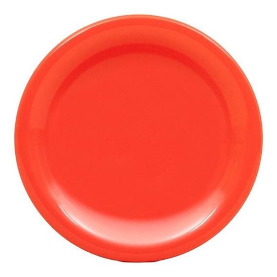Plato Cerámica Hondo Ancers Colores