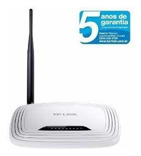 Roteador Internet Wireless Wi-fi Tp-link 150 Mbps 1 Antena