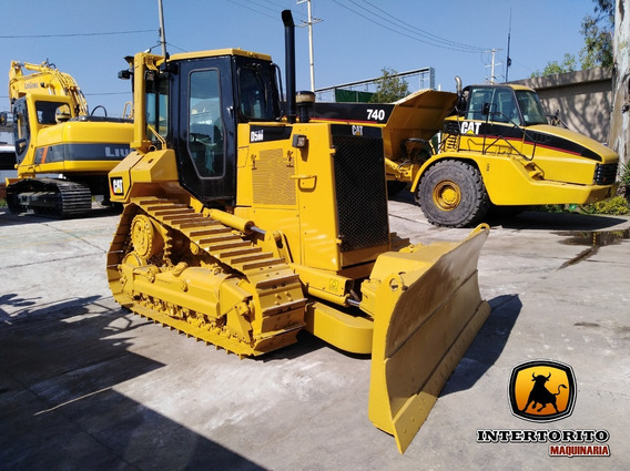 Tractor Bulldozer Caterpillar D5m Xl 1998 Cat D6n D7
