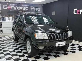 Jeep Grand Cherokee 4.7 Limited 5p 2003