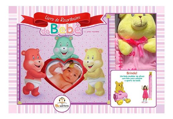 Álbum - É Uma Menina: Livro De Recordações Do Bebê