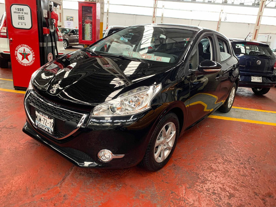 Peugeot 208 1.6 Allure Std 5 Vel Ac Qc 2015