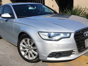 Blindada Audi A6 2012 Tps 4-plus Impecable Blindados