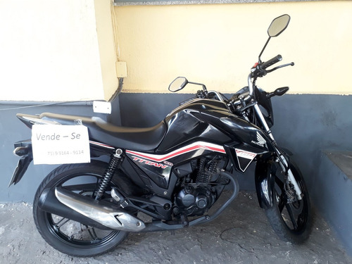 Honda Fan 160 Esd