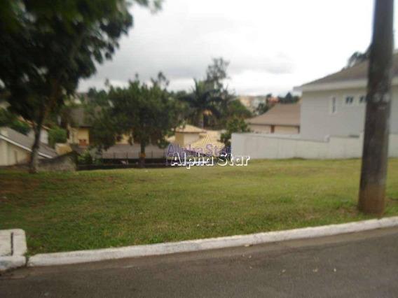 Terreno Residencial À Venda, Alphaville 9, Santana De Parnaíba - Te0131. - Te0131