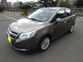Chevrolet Sail Ltz Sd 1400cc Mt Aa