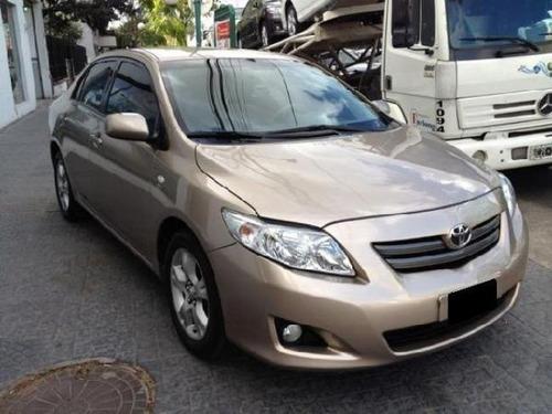 Vendo Toyota Corolla 2009 Xei M-t 1.8 Exelente Oferta!