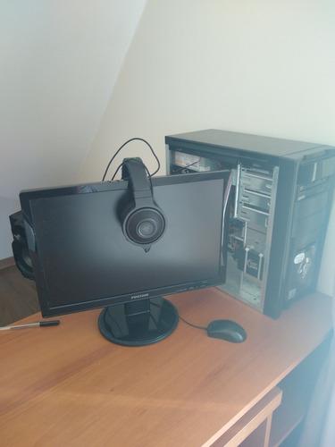 Pc - Computador Para Escritório E Games