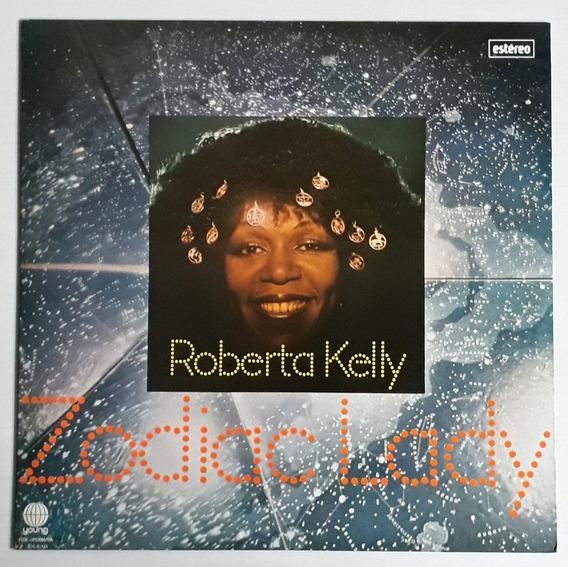 Lp Roberta Kelly/zodiac Lady/1977/otimo Estado