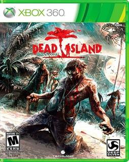 Dead Island Seminuevo Para Xbox 360 (en D3 Gamers)