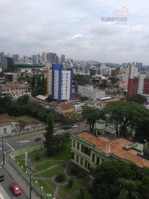 Apartamento Com Quatro Dormitórios, Vista Definida - Alto Da Glória. Próximo Ao Hospital De Clínicas E Ufpr. - Ap0004