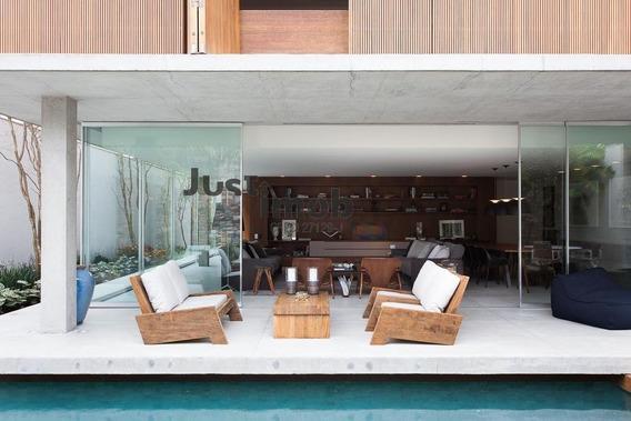 Casa A Venda No Bairro Alto De Pinheiros Em São Paulo - Sp. - 9512437-1