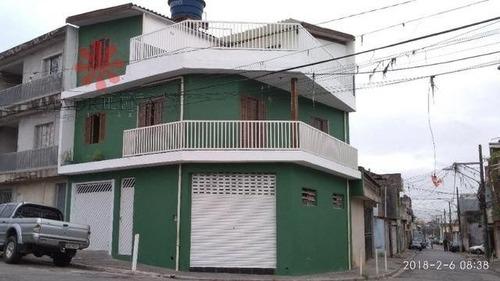 Imagem 1 de 4 de Casa Sobrado Em Jardim Nordeste  -  São Paulo - 1383