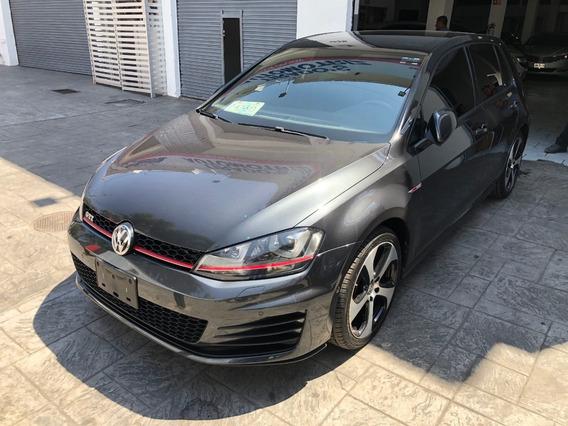 Volkswagen Golf Gti Modelo 2016