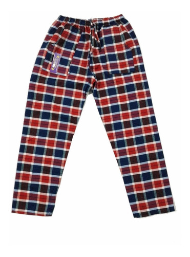 Pantalón Cuadrille Para Adulto Invierno Patchouly. Unisex