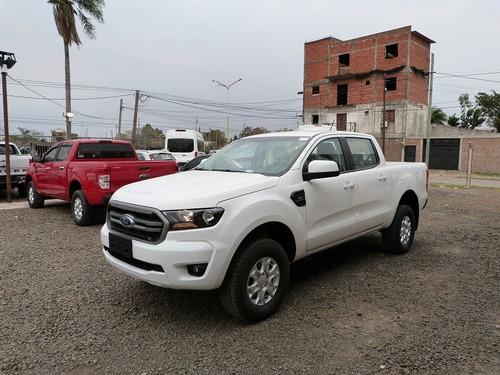 Ford Ranger Xls 3.2l Dc 4x2 Mt Linea Nueva!