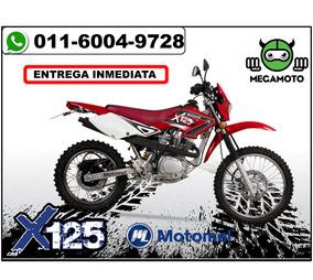 Motomel X3m 125cc , Moto Cross 2017