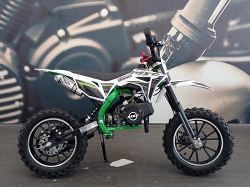Imagem 1 de 9 de Mini Cross 49cc Ferinha