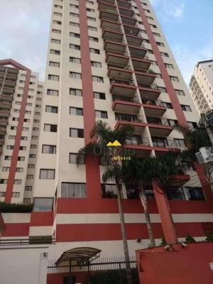 Apartamento Residencial Para Venda E Locação, Jardim Marajoara, São Paulo. - Ap0038
