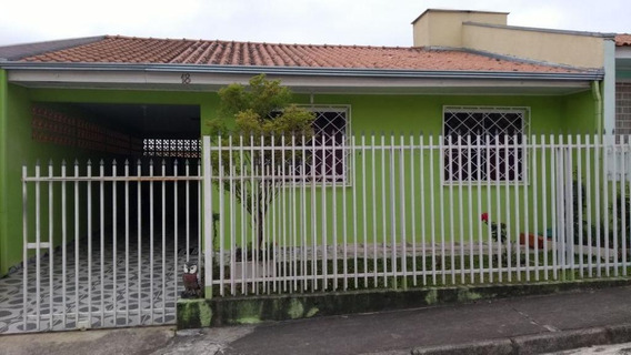 Casa Em Thomaz Coelho, Araucária/pr De 70m² 2 Quartos À Venda Por R$ 160.000,00 - Ca579971