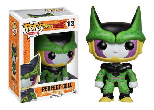Funko Pop! Dragon Ball Z - Perfect Cell - #13