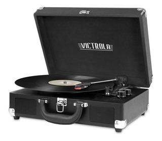 Victrola Vintage Maleta Maletin Bluetooth Vsc550 Tocadiscos