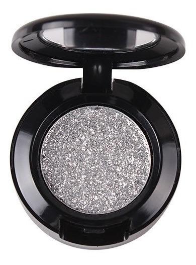 Maquiagem Miss Rose Glitter Prensado Compacto