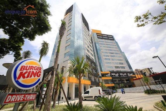 Sala Comercial Venda E Locação, Estuda Permuta - Sa0404