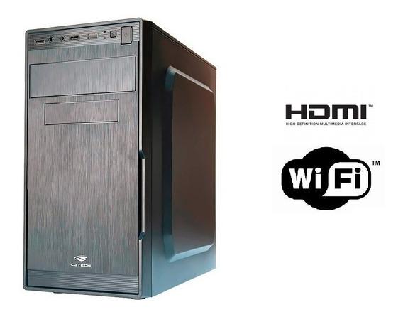 Computador Core I3 8gb Ddr3 + Ssd 240gb Wi-fi