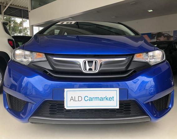 Honda Fit 1.5 Lx Automático - Ipva 2020 Pago