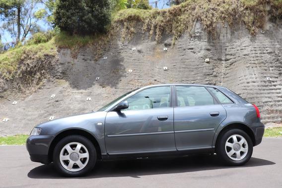 Audi A3 1600cc Mt Aa 4ab Abs Sunroof Único Dueño