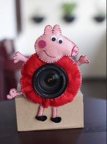 Puppet Lente Peppa Pig