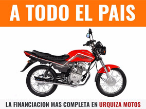 Moto Corven Hunter 150 Rt Base Nueva 0km Urquiza Motos